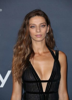Angela Sarafyan - 3rd Annual InStyle Awards in Los Angeles