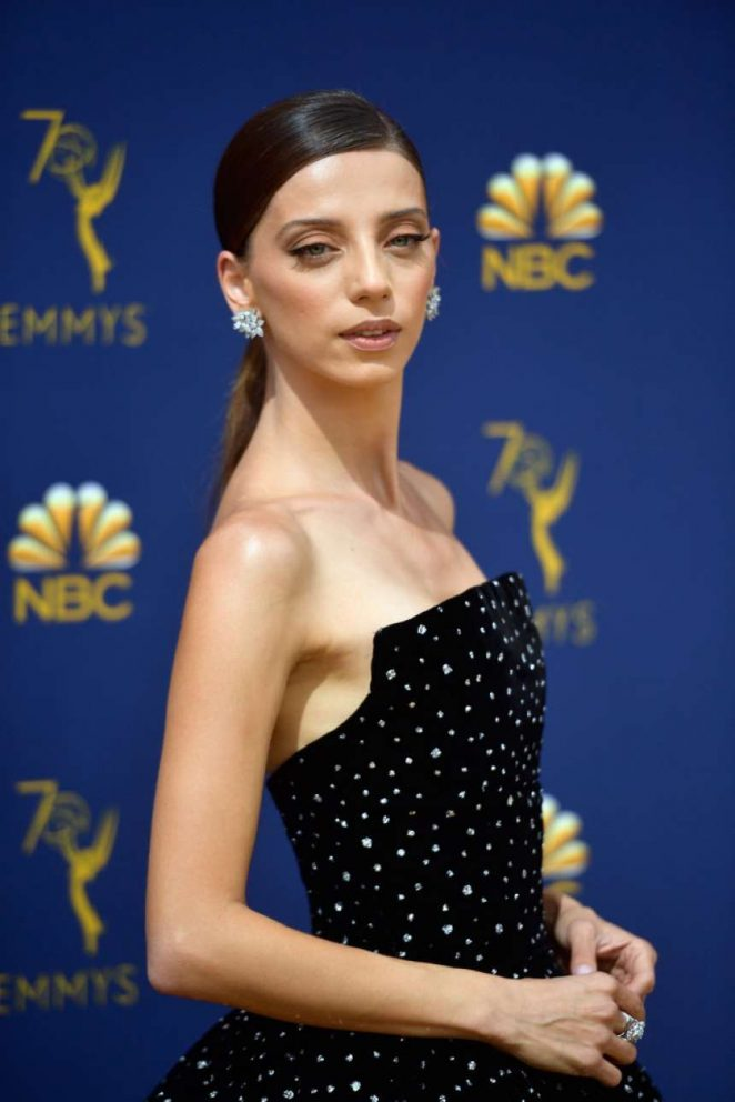 Angela Sarafyan - 2018 Emmy Awards in LA