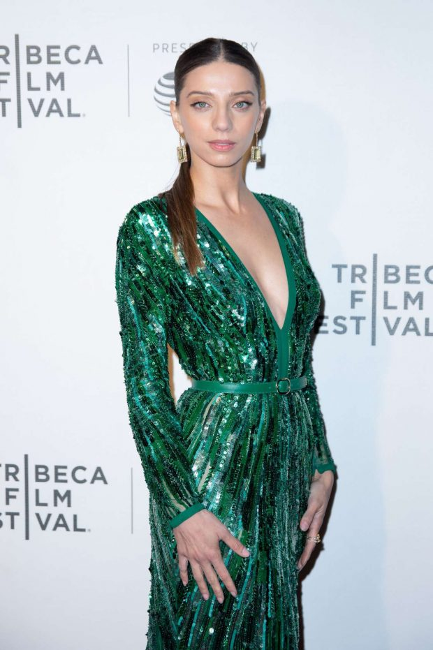 Angela Sarafyan - 'Extremely Wicked, Shockingly Evil and Vile' Premiere in NYC
