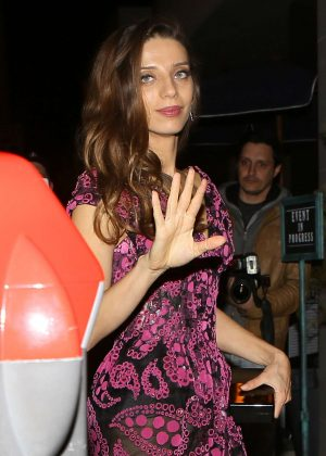 Angela Sarafyan - HBO SAG Awards After Party at Catch LA in West Hollywood