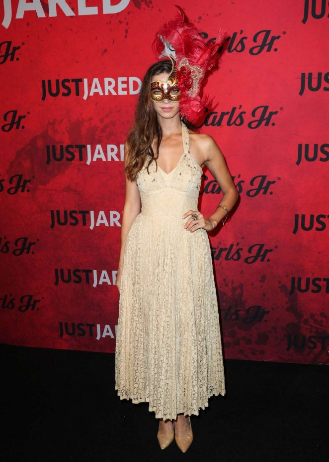 Angela Sarafyan - Just Jared's 7th Annual Halloween Party in LA