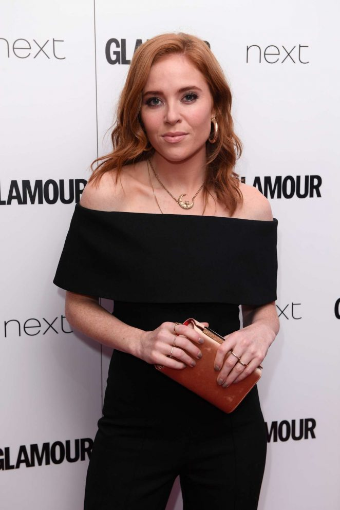 Angela Scanlon - 2017 Glamour Women Of The Year Awards in London