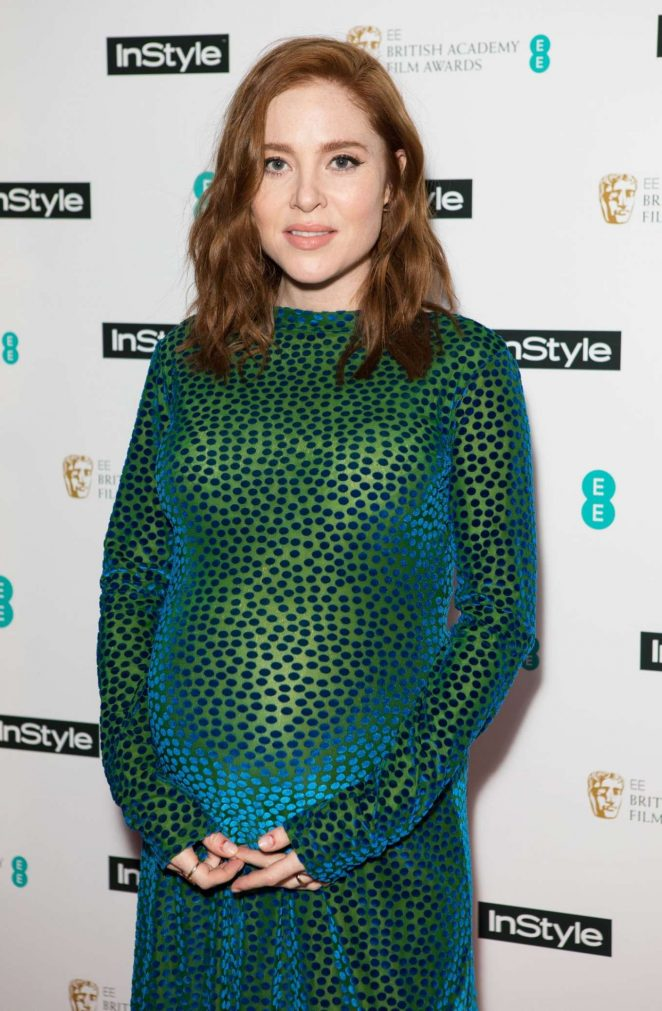 Angela Scanlon - 2018 InStyle EE Bafta Rising Star Party in London