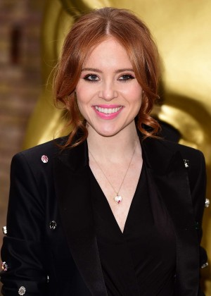 Angela Scanlon - British Academy Television Craft Awards 2016 in London