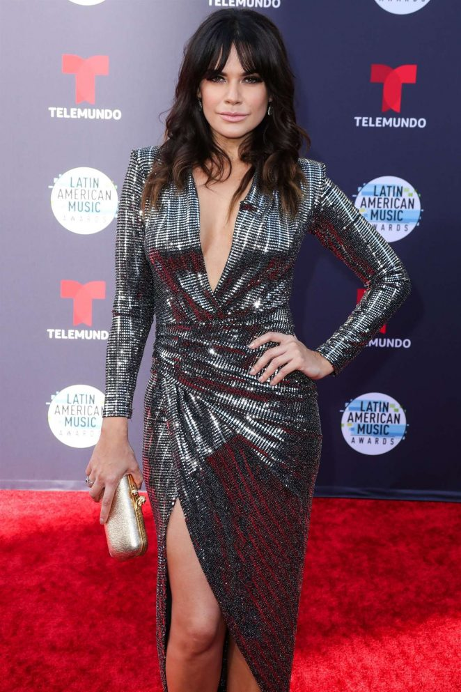 Angelica Celaya - 2018 Latin American Music Awards in Los Angeles