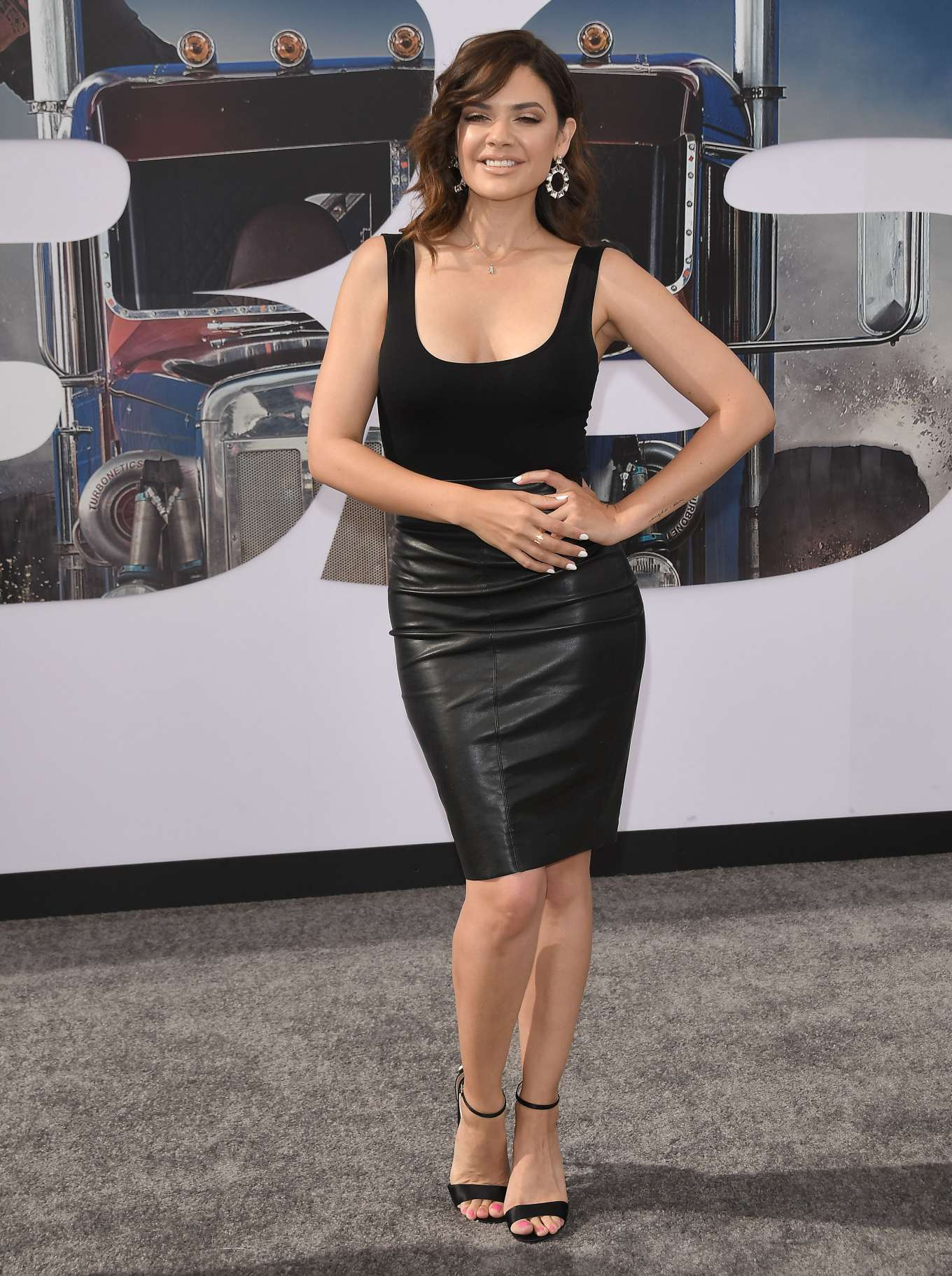 Angelica Celaya - 'Fast & Furious Presents: Hobbs & Shaw' Premiere in Hollywood