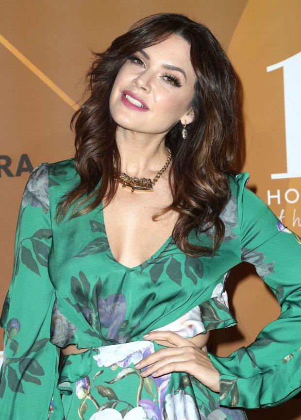 Angelica Celaya - People en Espanol's 'Most Beautiful' Star Studded Diversity Panel and Celebration in LA