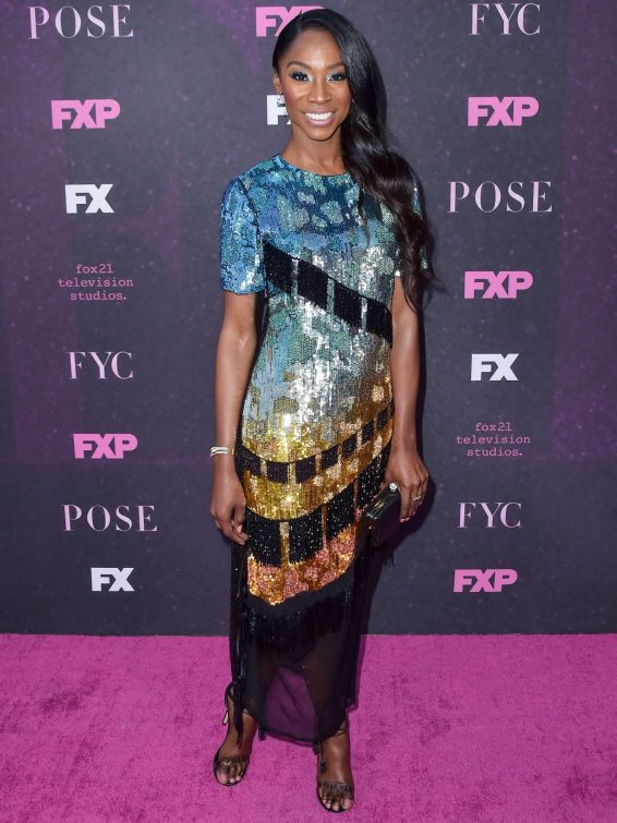 Angelica Ross - For FX's 'Pose' Premiere in Los Angeles