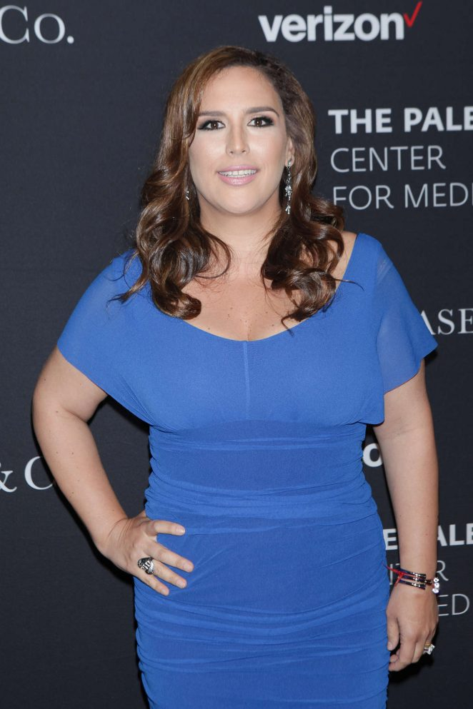 Angelica Vale - Tribute to Hispanic Achievements in Television 2016 in NY
