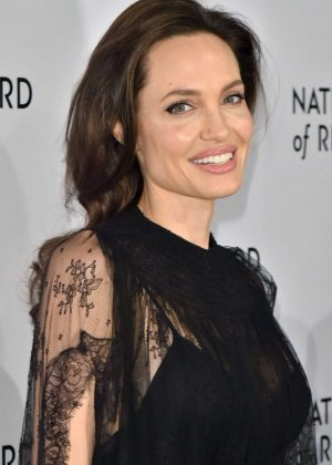 Angelina Jolie - 2018 National Board Of Review Annual Awards Gala in NYC