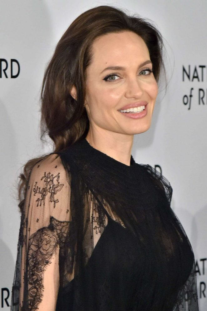 Angelina Jolie – 2018 National Board Of Review Annual Awards Gala in NYC