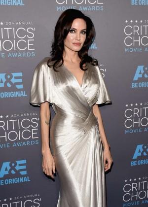 Angelina Jolie - 2015 Critics Choice Movie Awards in LA