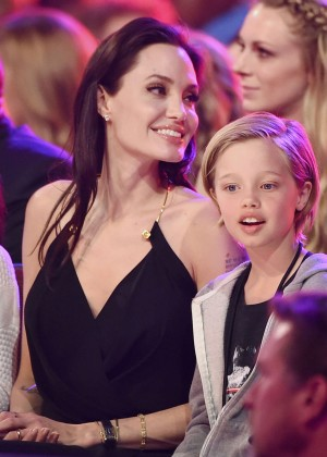 Angelina Jolie - Nickelodeon Kids Choice Awards 2015 in Inglewood