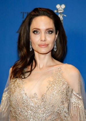 Angelina Jolie - 32nd ASC Awards in Los Angeles