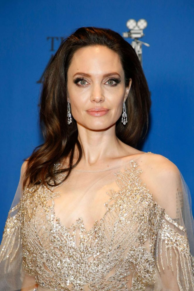 Angelina Jolie – 32nd ASC Awards in Los Angeles