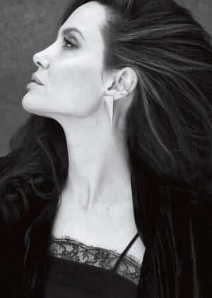 Angelina Jolie - Alexei Hay Shoot 2017