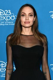 Angelina Jolie - Disney 2019 D23 Expo in Anaheim