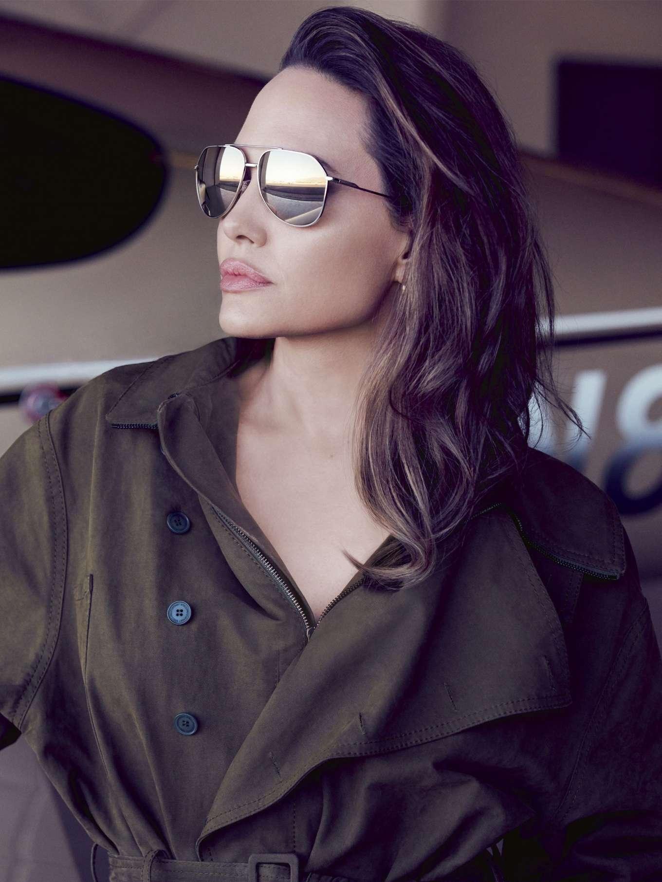 Angelina Jolie - Elle Magazine (September 2019)