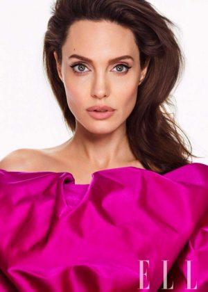 Angelina Jolie - Elle US Magazine (March 2018)