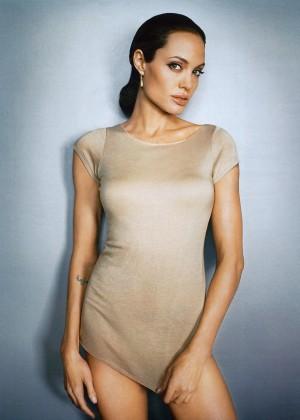 Angelina Jolie - Esquire Magazine (October 2015)