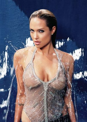 Angelina Jolie for Esquire Magazine 2004