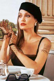 Angelina Jolie - Grazia Italy Magazine (October 2019)