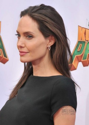 Angelina Jolie – 'Kung Fu Panda 3' Premiere in Hollywood
