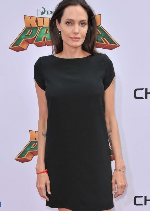 Angelina Jolie - 'Kung Fu Panda 3' Premiere in Hollywood