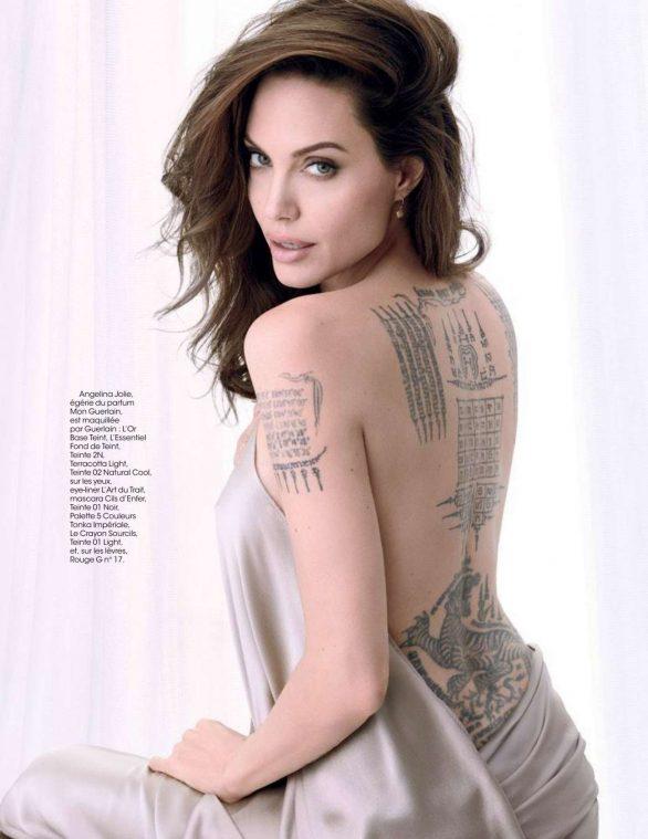 Angelina Jolie - Madame Figaro France Magazine (October 2019)