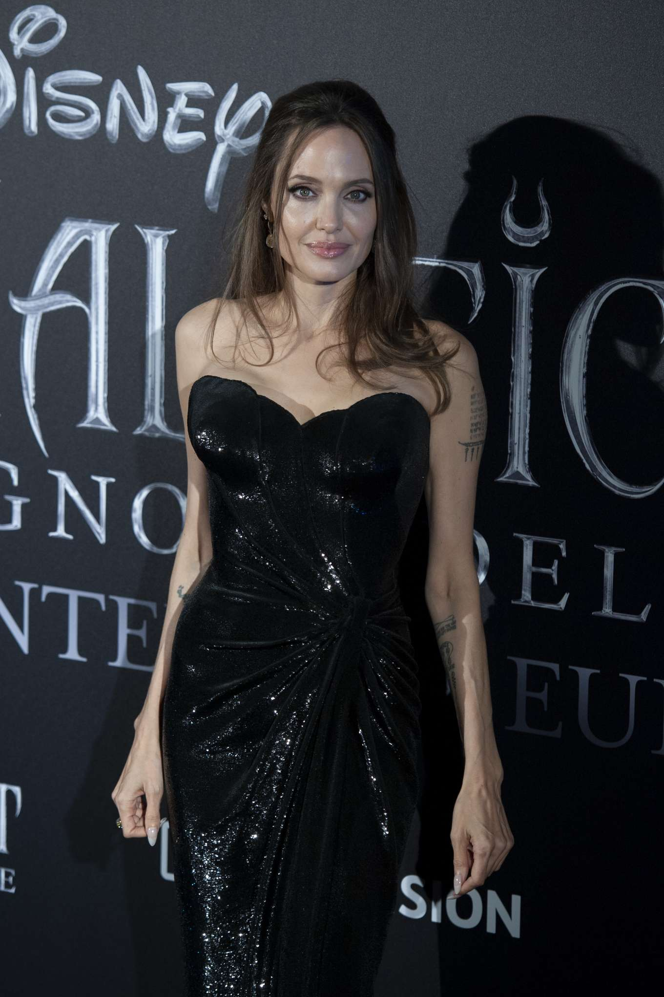 Angelina Jolie – Maleficent: Mistress Of Evil Premiere in Rome-11