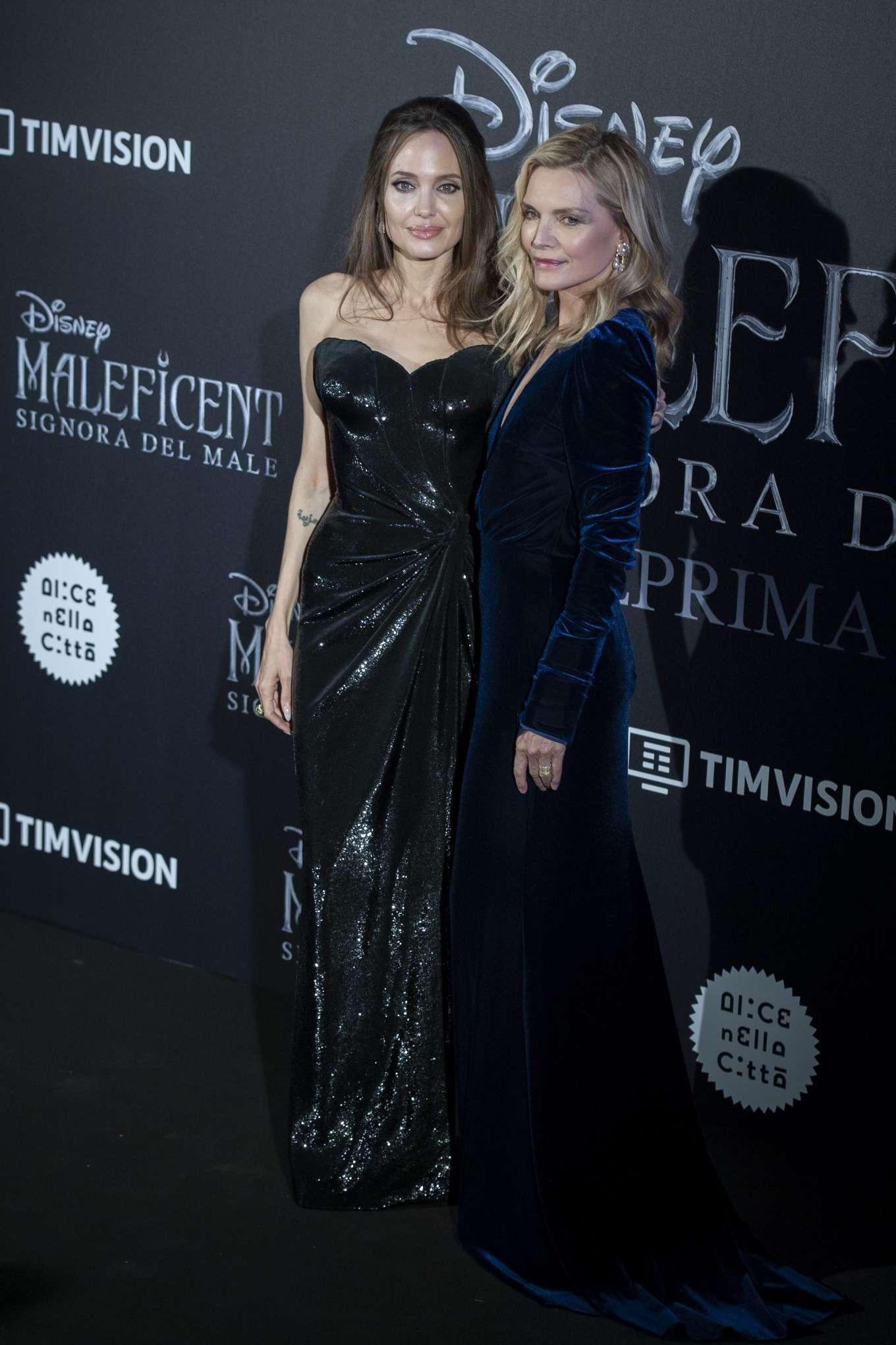 Angelina Jolie 2019 : Angelina Jolie – Maleficent: Mistress Of Evil Premiere in Rome-16