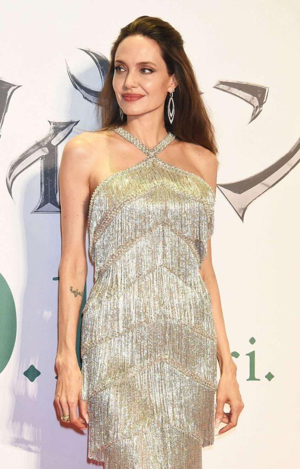 Angelina Jolie - 'Maleficent: Mistress of Evil' Premiere in Tokyo