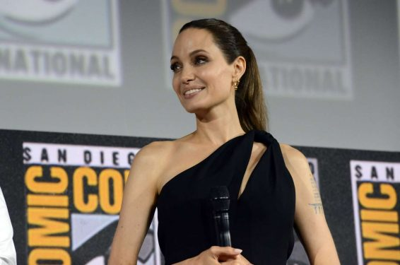 Angelina Jolie 2019 : Angelina Jolie – Marvel Panel at Comic Con San Diego 2019-08