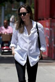 Angelina Jolie - Out in Los Angeles