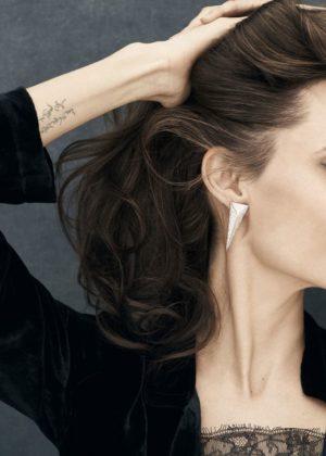 Angelina Jolie - People Magazine 2017