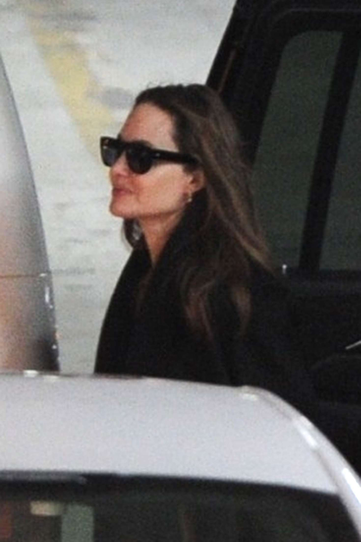 Angelina Jolie 2019 : Angelina Jolie: Return to her hotel in New York -03