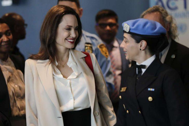 Angelina Jolie: Sexual Violence in Conflict Speech -02