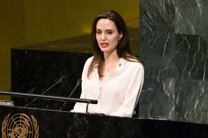 Angelina Jolie: Sexual Violence in Conflict Speech -05