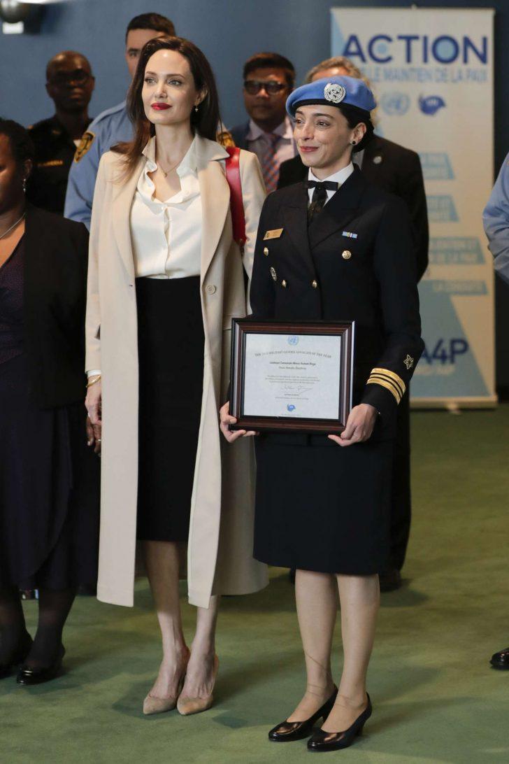 Angelina Jolie: Sexual Violence in Conflict Speech -06