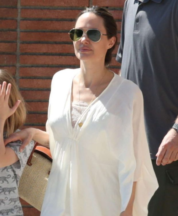 Angelina Jolie: Shopping in Los Feliz-01