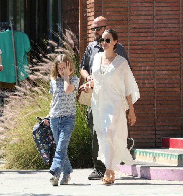 Angelina Jolie: Shopping in Los Feliz-03