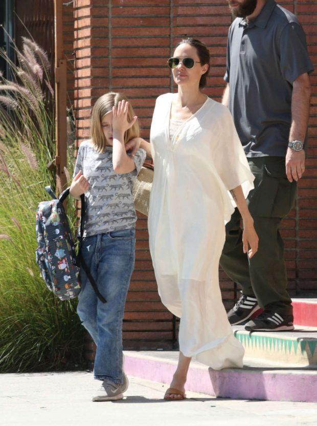 Angelina Jolie: Shopping in Los Feliz-04