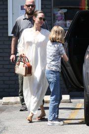 Angelina Jolie - Shopping in Los Feliz
