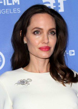 Angelina Jolie - 'The Breadwinner' Premiere in Hollywood