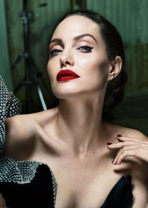 Angelina Jolie - Vanity Fair Magazine (September 2017)
