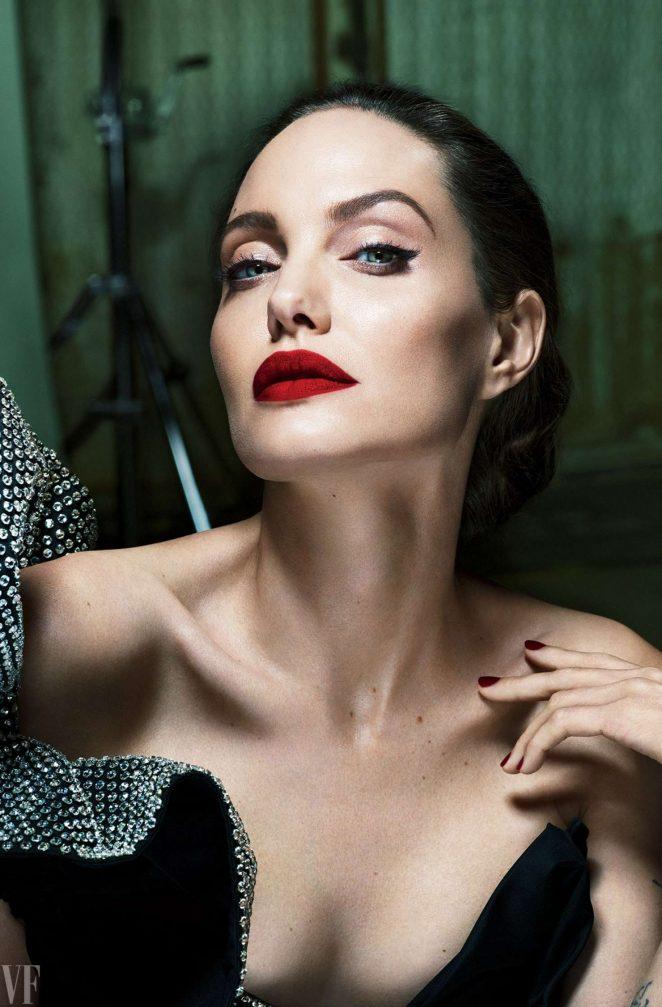 Angelina Jolie – Vanity Fair Magazine (September 2017)
