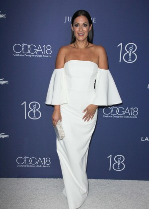Angelique Cabral - 2016 Costume Designers Guild Awards in Beverly Hills