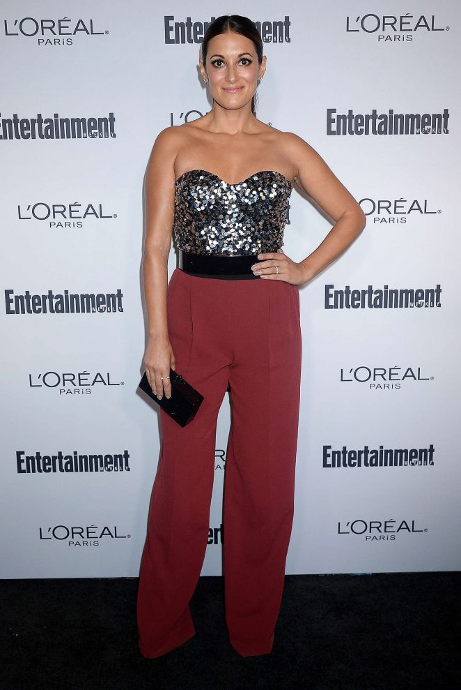 Angelique Cabral - 2016 Entertainment Weekly Pre-Emmy Party in Los Angeles