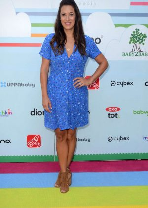 Angelique Cabral - 2018 Celebrity Baby2Baby Benefit in Los Angeles
