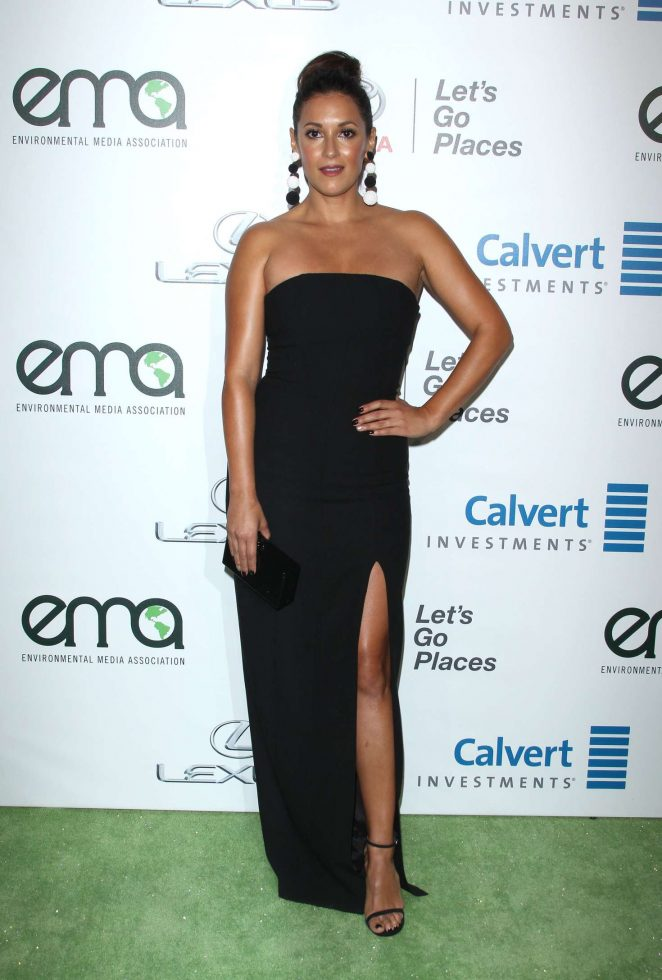 Angelique Cabral - 26th Annual EMA Awards in Burbank